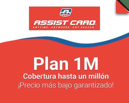 Assist Card Plan 1 M