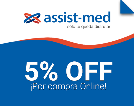 Assist Med 5% OFF