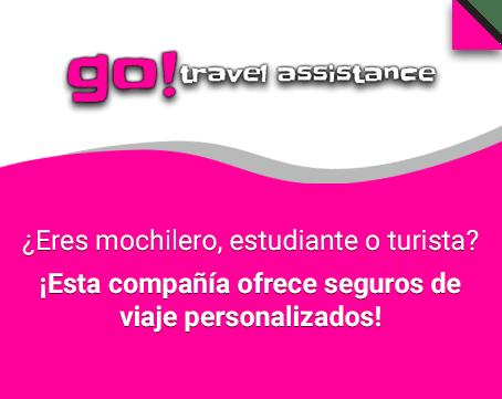 ¿Eres mochilero, estudiante o turista?
